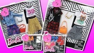 Barbie Bebek Evi Eşyaları Açıyoruz. Kıyafet ve Ayakkabı Seti Dila Kent