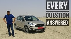 Ford Freestyle Exhaustive Review: A Worthy Hatchback Crossover? #ShotOnOnePlus