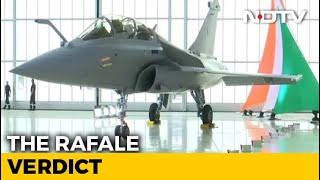 Rafale Verdict: Top Court Rejects Review Petitions On Rafale
