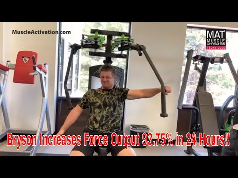 Ext. Version: Bryson Dechambeau Workout Gains 93.75% Force Output in 24 Hours!!