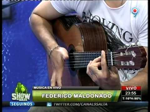 FEDERICO MALDONADO EN SHOW DE GOLES