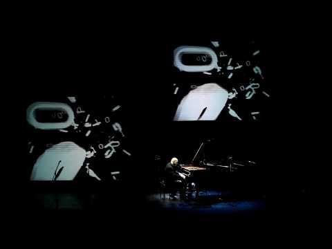 """Sasha Pushkin. Piano solo. Delay in """"New D"""" Hermitage Theatre."""