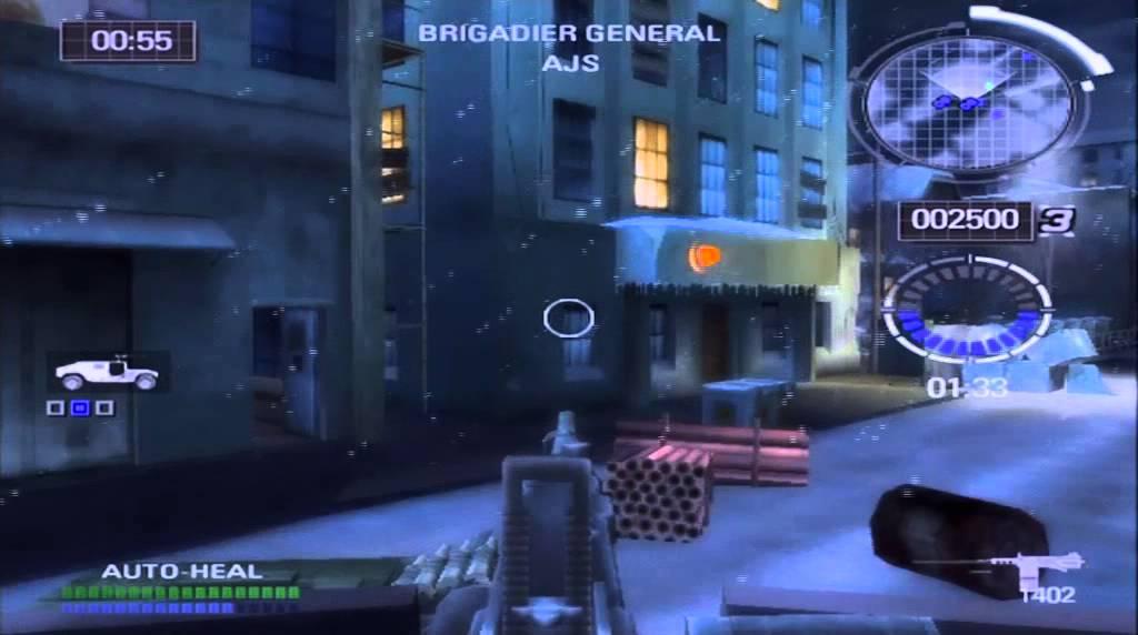 Battlefield 2 Modern Combat Ps2 Classic Part 1 Youtube