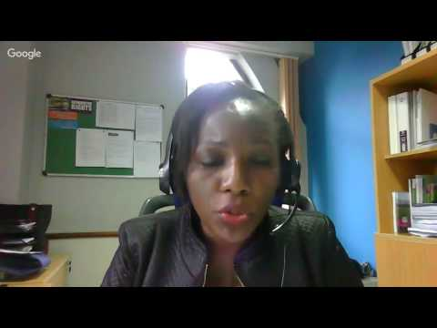Evelyne Opondo - Disrespectful and Abusive Treatment of Women while Accessing Maternal Health Care