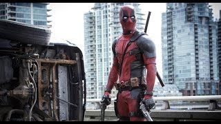Deadpool Highway Action Scene Part 3 720p HD