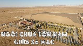 Cuộc sống Mỹ | Mike Duong Channel | #MDVlog: Ngôi chùa lớn nằm giữa sa mạc ở Mỹ
