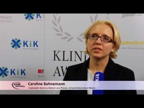 Caroline Bahnemann (Kommunikation und Presse, Johannes Gutenberg-Universität) im Interview