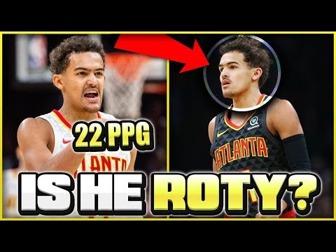 how-trae-young-is-proving-everyone-wrong!-|-can-he-steal-rookie-of-the-year?