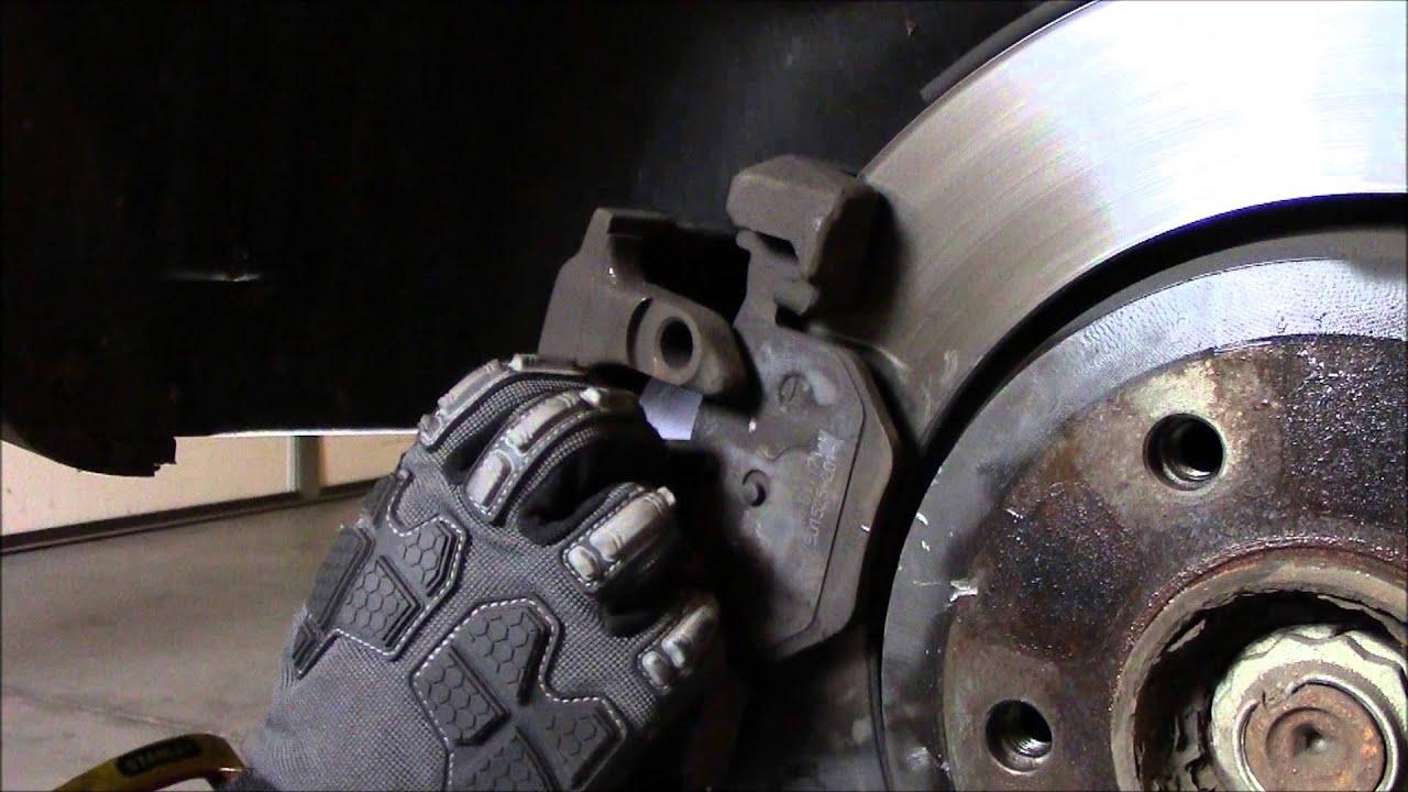 Rear Brake Pads Installation Bmw E46 Brembo Upgrade 3