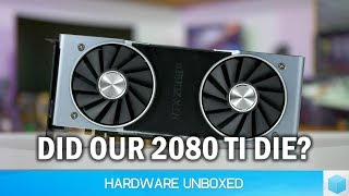 RTX 2080 Ti 48 Hour Stress Test Recap, Did Our Founders Edition Die?
