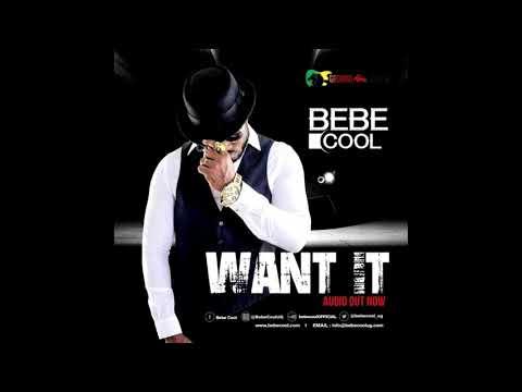 Want it -  Bebe Cool instrumental