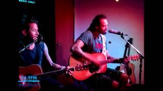 Michael Franti- My Lord (KRVB Radio live session)