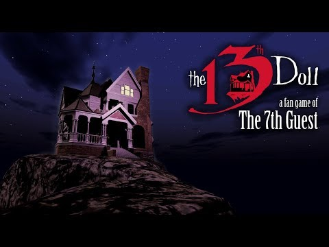 A new trailer for The 13th Doll showcases some very '90s FMV acting | PC Gamer
