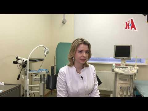 Лечение эрозии шейки матки.