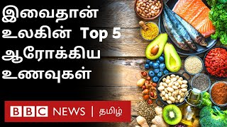 The world's most nutritious foods