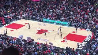 Cavs vs. Bulls Must Watch Ending (LIVE)