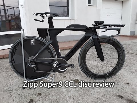 Zipp Super9 carbon clincher disc wheel review