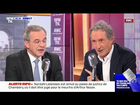 Thierry Mariani face à Jean-Jacques Bourdin sur RMC et BFMTV