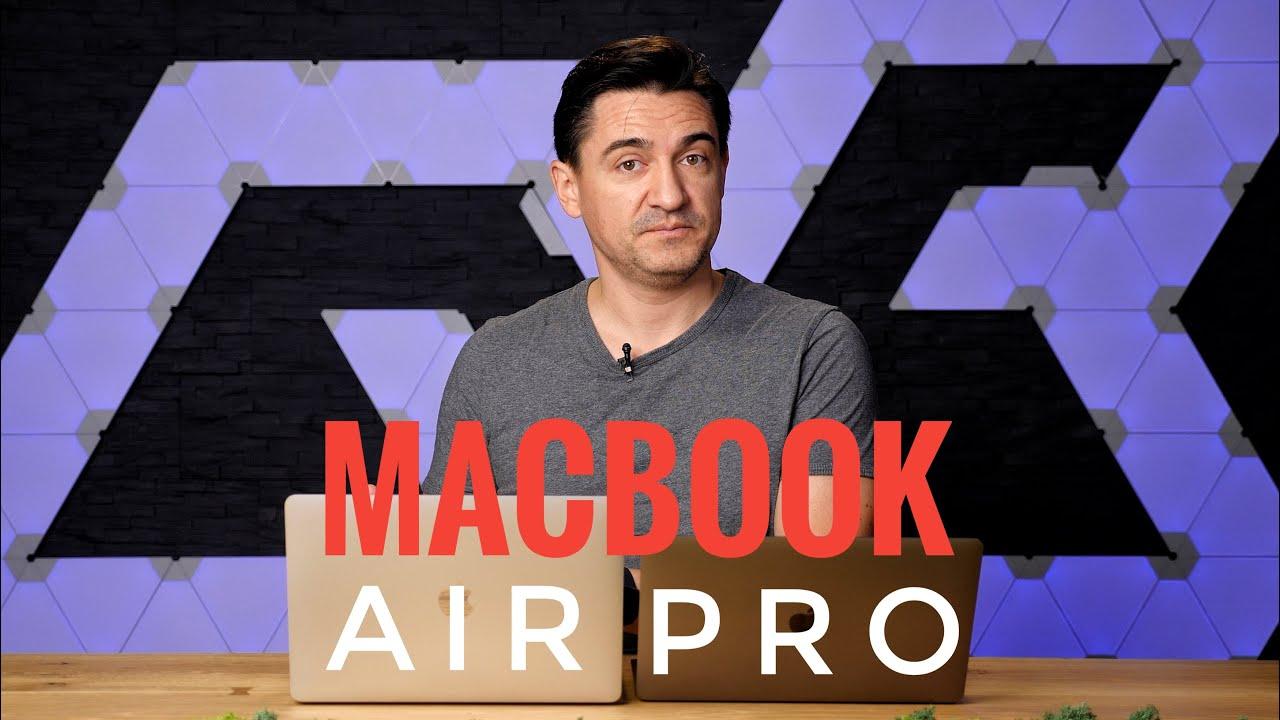 Apple MacBook Pro & Air - Cu bune, și cu rele!