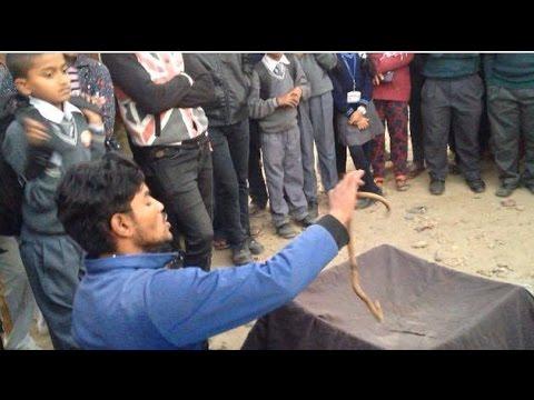 Nepali amazing magic (नेपालि जादुगर) रमाइलो funny...part 2