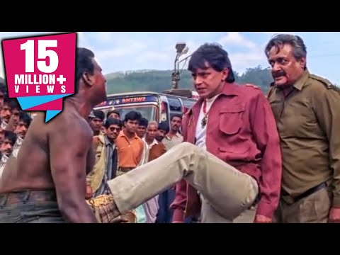 Gunda Fight Scene   Bollywood Best Fight Scene   Mithun Chakraborty