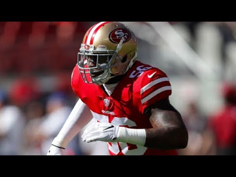 Reuben Foster Official NFL Rookie Highlights || San Francisco 49ers Football 2017