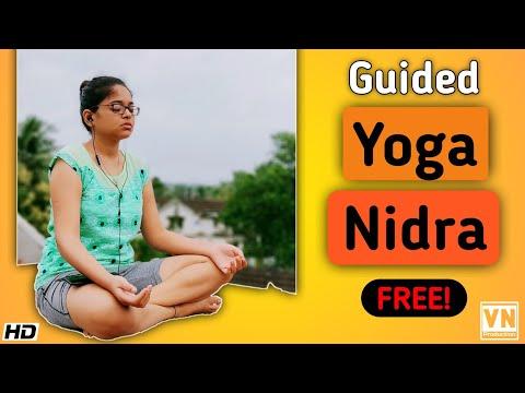 FREE yoga Nidra-original track of guruji Meditation & Guided Relaxation
