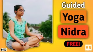 FREE yoga Nidra original track of guruji Meditation Guided Relaxation