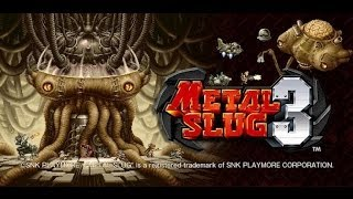METAL SLUG 3 - ZOMBIES EN 2D!