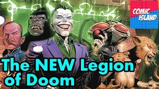 Justice League #1 - Doom vs. Justice!