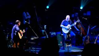 David Gilmour (HD Live !) - I wish you were here