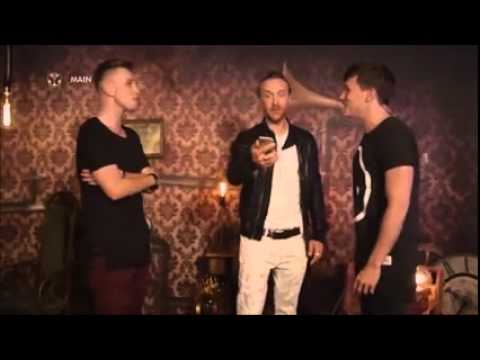 David Guetta and Nicky Romero INTERVIEW FAIL!