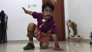 Pulimurugan movie  - Advaith Anupkumar - watch till the end - Mohanlal