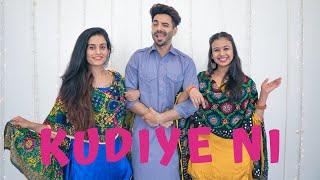 Kudiye Ni ft. Aparshakti Khurana | Team Naach Choreography