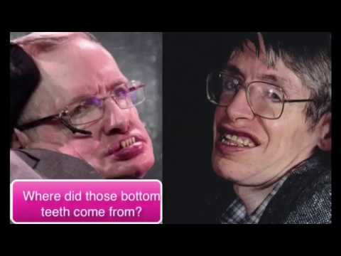 STEPHEN HAWKING HOAX: Science Fiction, Big BANG, & Hawking Flys to SPACE! NASA, SPACE X