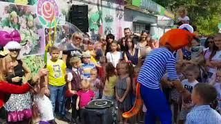 Шоу мыльных пузырей. ДЦ Карлсон, Ростов-на-Дону, Стройгородок