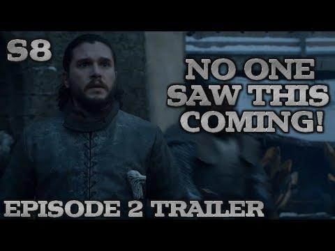 Huge Clue!!! Game of Thrones Season 8 Episode 2 Trailer Explained | Breakdown