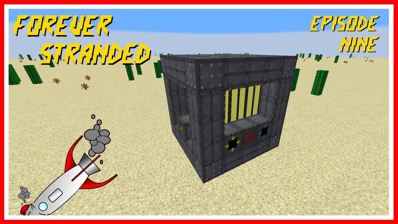 Forever Stranded - Episode 09 - Reactor and Processing redux