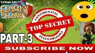 Top Secret Of (COC) CLASH OF CLANS in Hindi / Hidden Secrets Part-3 / Clash With Bhargav / 2018