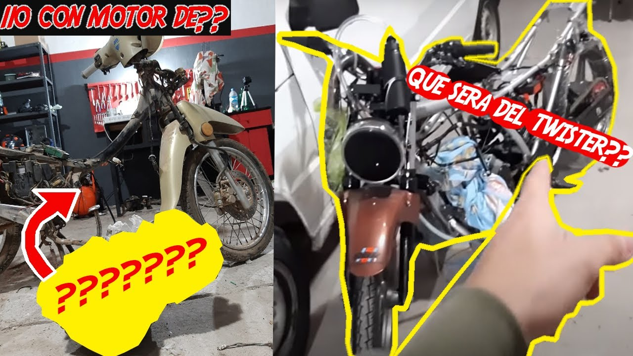 110 CON MOTOR DE ??? | NUEVOS PROYECTOS!! | PERREMOTOVLOG