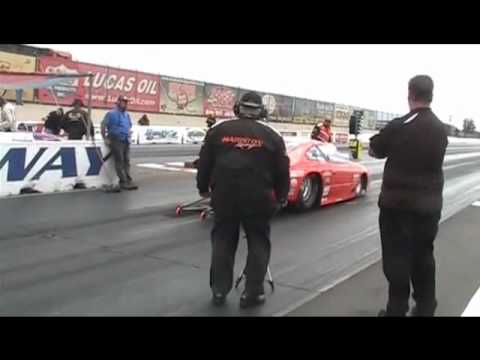 Clint Hairston and Karl Wilson PSCA California Nationals Round 1 Eliminations