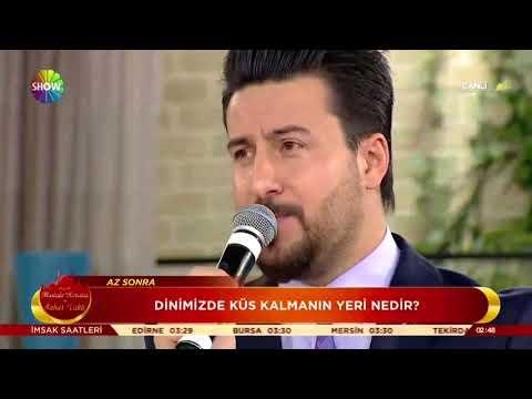 Show Tv Mustafa Karataş Sahur Vakti Kasım Alper Özdemir Ya Mevlam ve Üşüyorum