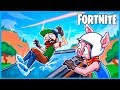 I *SAVED* LEGIQN with a FREEZE TRAP in Fortnite: Battle Royale! (Fortnite Funny Moments & Fails)