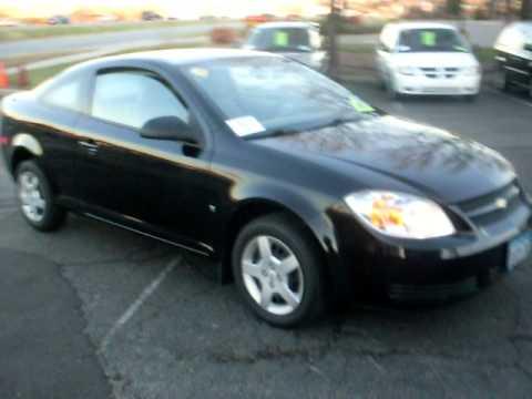 2007 Chevy Cobalt LS, 2 door coupe, 2.2 liter 4cyl ...