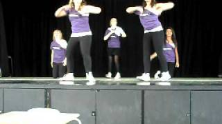 OMG -Usher ft Will i am- Street Dance- dance fusion harlow