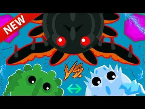 MOPE.IO NEW MONSTER ANIMALS UPDATE SOON! BLACK KRAKEN IDEA & ICE + SEA MONSTERS l Mope.io Gameplay