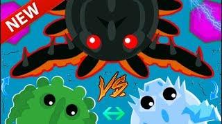 MOPE.IO *NEW* BLACK KRAKEN UPDATE ANIMAL IDEA! ICE & SEA MONSTER TEASER l Mope.io Gameplay