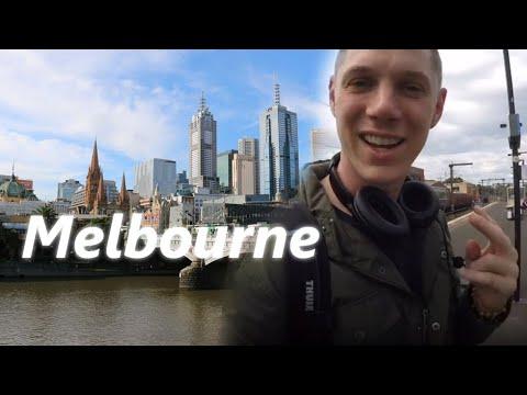 Melbourne Adventures - Episode 1