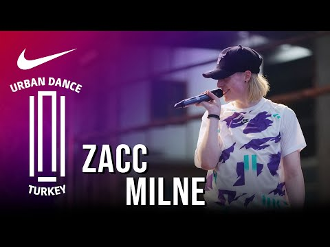 Zacc Milne Selected Groups | #UrbanDanceTurkey 2019 - #ContraLaPared by Sean Paul & J Balvin