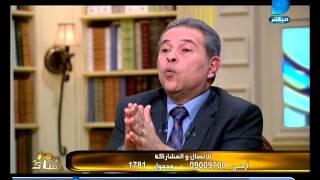 بالفيديو.. توفيق عكاشة: أسامة العبد كان صديقا للإخوان
